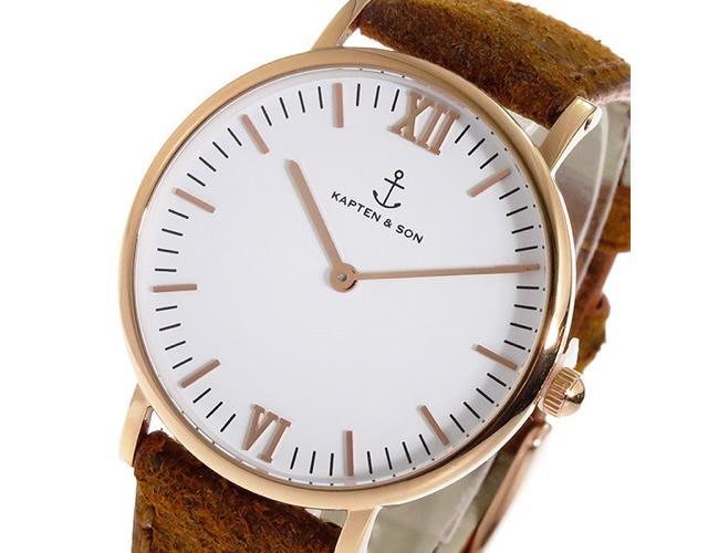 キャプテンアンドサン腕時計