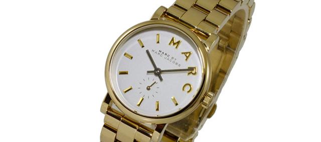 マークバイジェイコブス腕時計