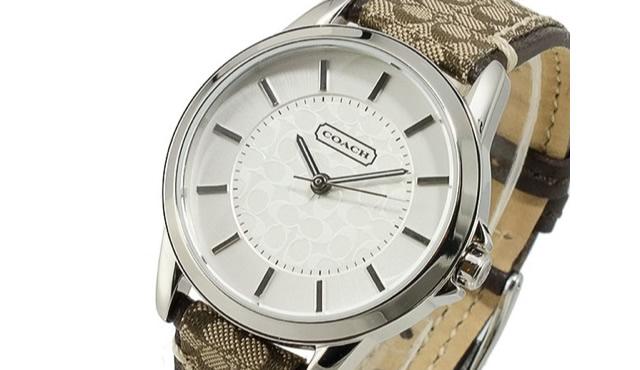コーチ腕時計