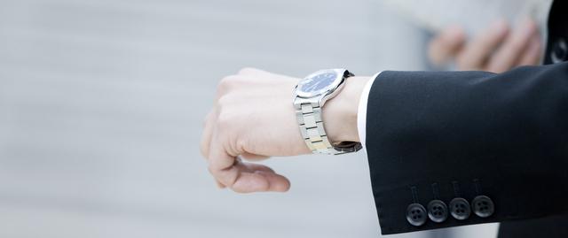 愛着湧く腕時計