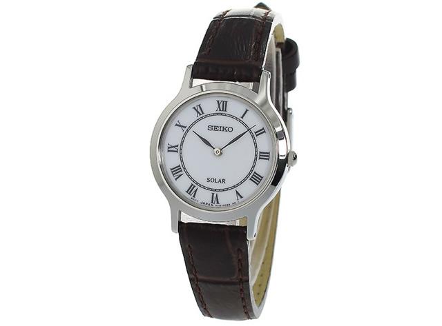 セイコー腕時計 革ベルト