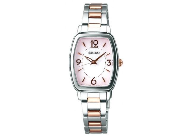 セイコー腕時計 メタルバンド腕時計