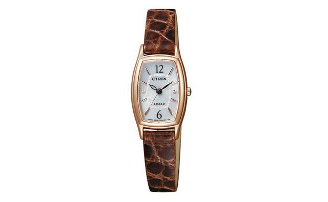 シチズン腕時計 革ベルト