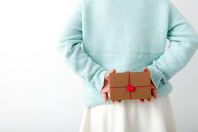 彼へのプレゼント選び