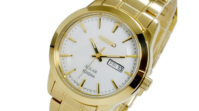 outlet store 6b771 1e4d3 ゴールドがポイント!女性に人気のセイコーレディース腕時計