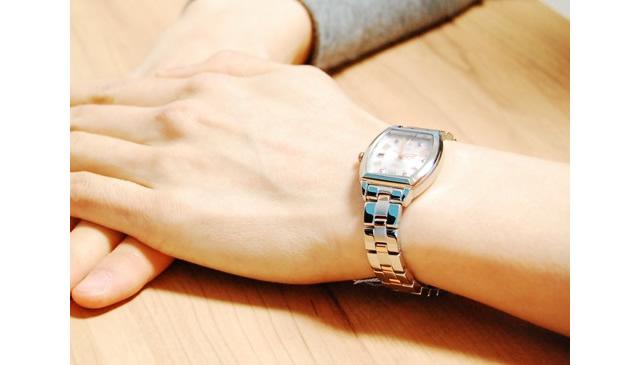 セイコー腕時計メタルバンド