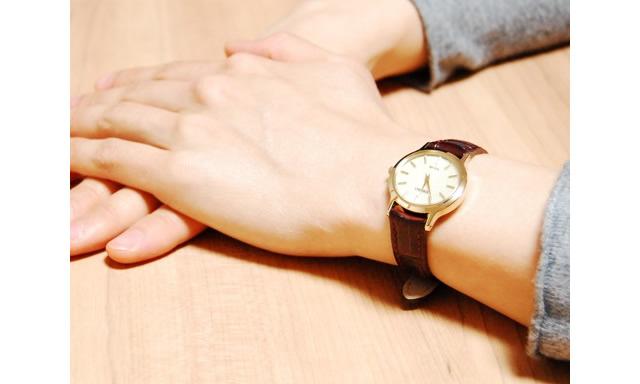 セイコー腕時計革ベルト