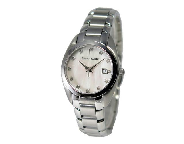 シャルルジョルダン腕時計