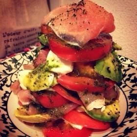 豪華サラダ