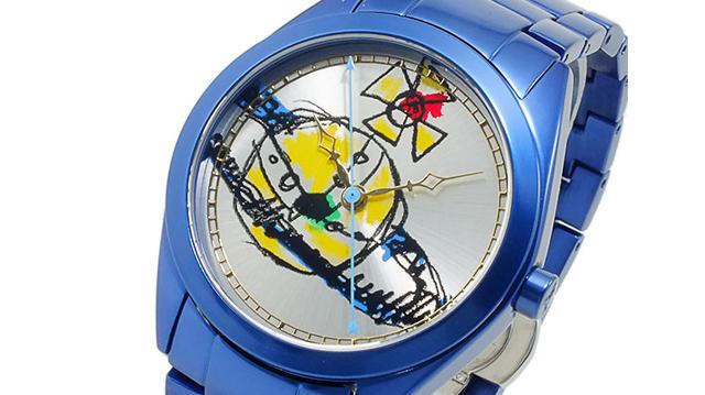 ヴィヴィアン ウエストウッド腕時計