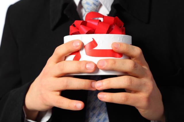 彼から彼女ご褒美プレゼント