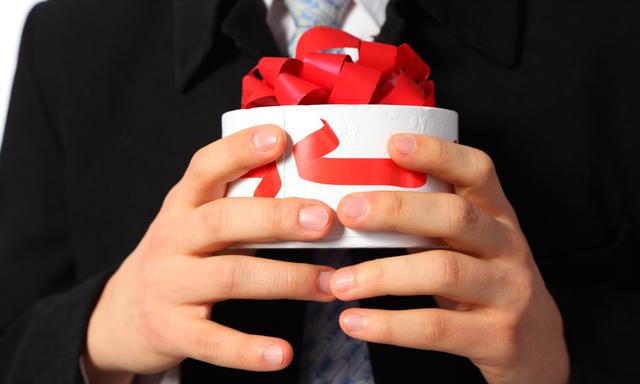 プレゼントに人気の理由