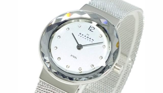 スカーゲン腕時計456SSS