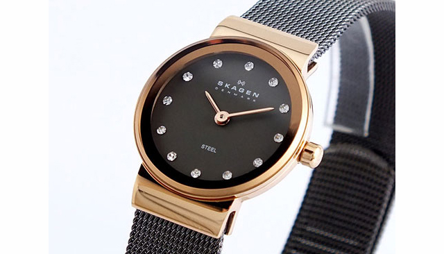 スカーゲン腕時計358XSRM