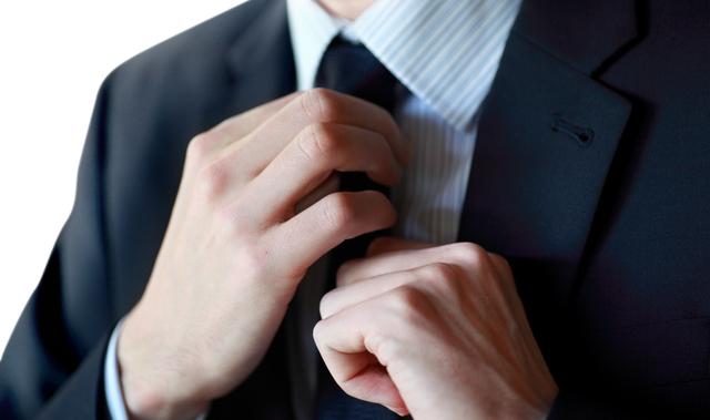 ネクタイがおすすめ