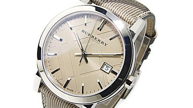 バーバーリー腕時計