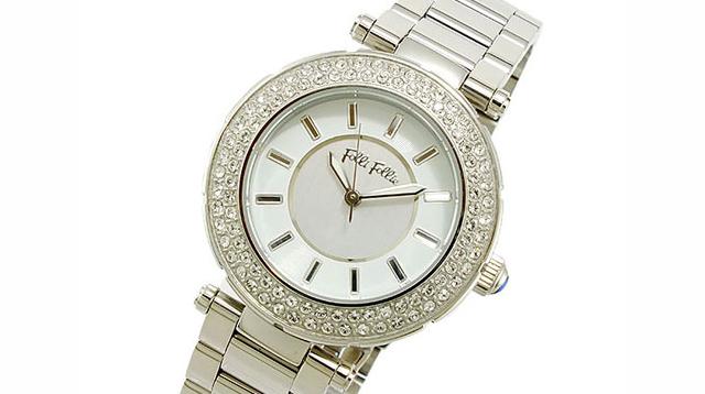 フォリフォリ腕時計WF1A019BSS