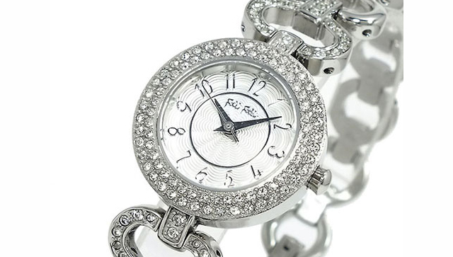 フォリフォリ腕時計WF1A046BPS