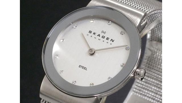 シンプルエレガント腕時計