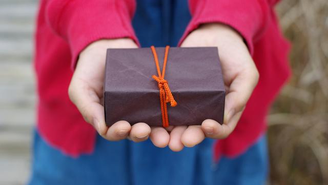 小物がプレゼントに人気