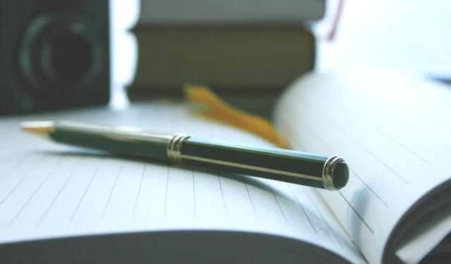 紙とボールペンのおまじない