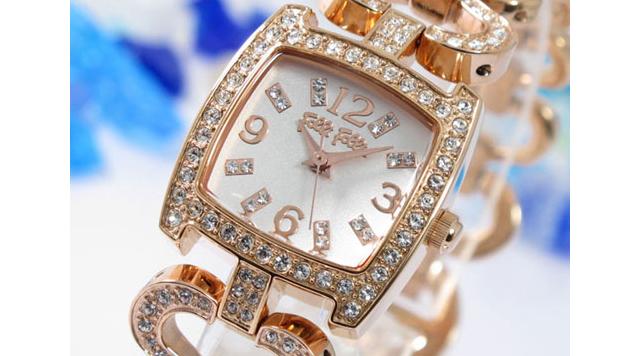 フォリフォリ腕時計の評価