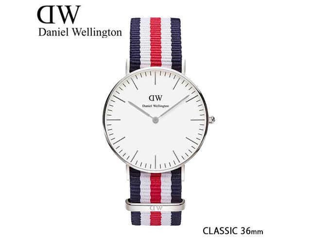 3a9b06ef21 ダニエルウェリントン腕時計の中で最も人気なのは「36mm」! おすすめサイズは36mm