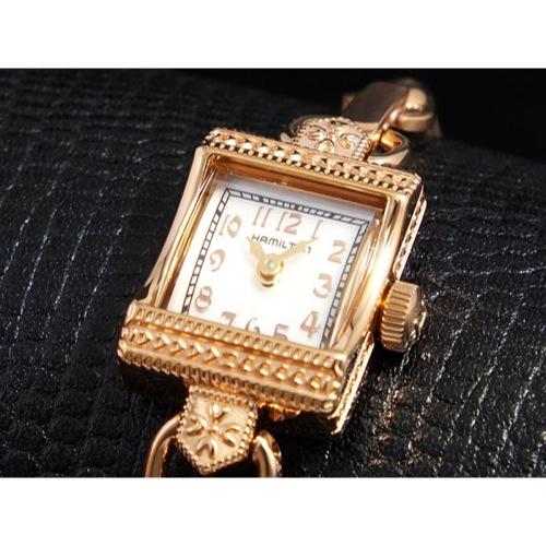 ハミルトン HAMILTON レディハミルトン ヴィンテージ 腕時計 H31241113 がおすすめ