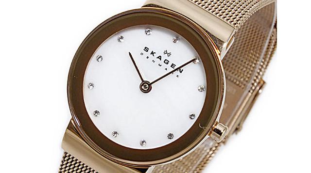 スカーゲンゴールド腕時計人気の理由