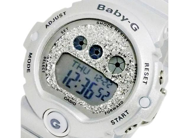 カシオ BABY-G デジタル BG-6900SG-8 シルバー