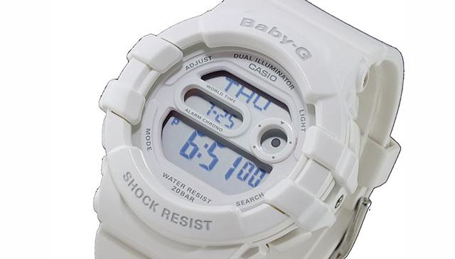 カシオ BABY-G デジタル レディース BGD-140-7A
