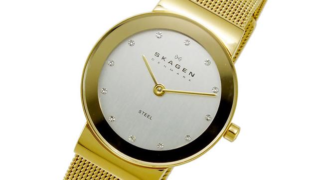 ゴールド腕時計が人気