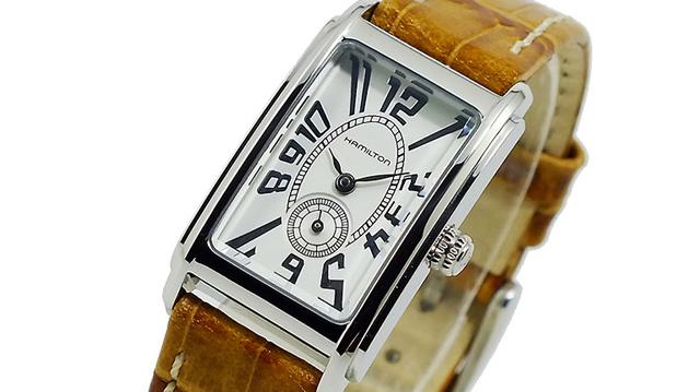 お勧めのハミルトン腕時計