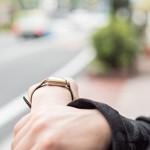 仕事中も女性の魅力を引き出すハミルトン腕時計