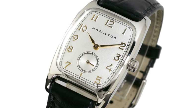 ハミルトンH13411753腕時計