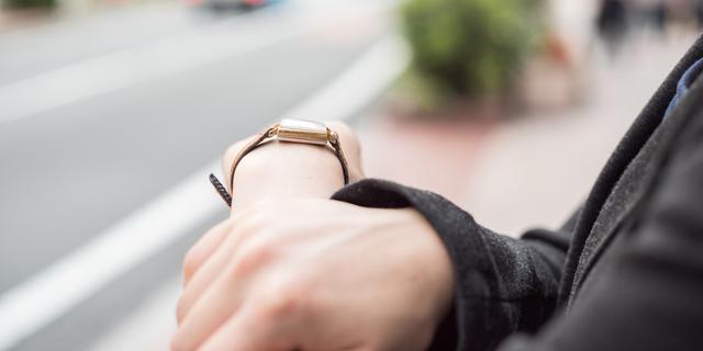 アクセサリーと腕時計の愛称の良い理由