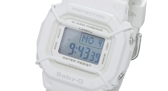 白BABY-G腕時計がおすすめ