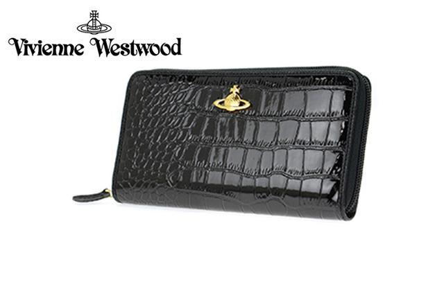 ヴィヴィアンウエストウッド長財布