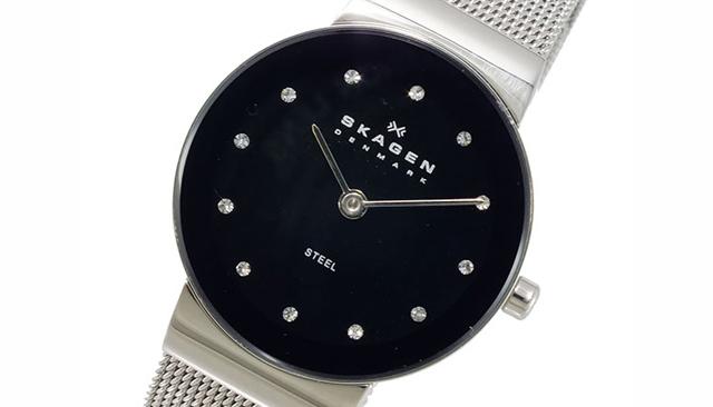 スカーゲン腕時計358SSSBD