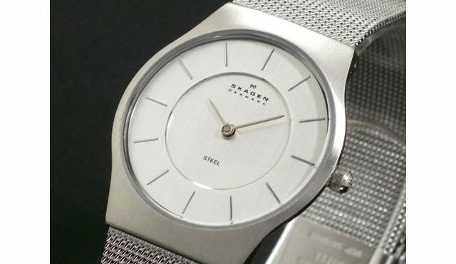 スカーゲン腕時計233SSS