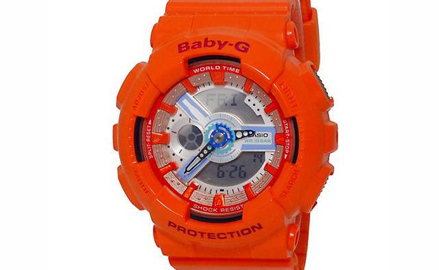 BABY-G腕時計BA-110SN-4A
