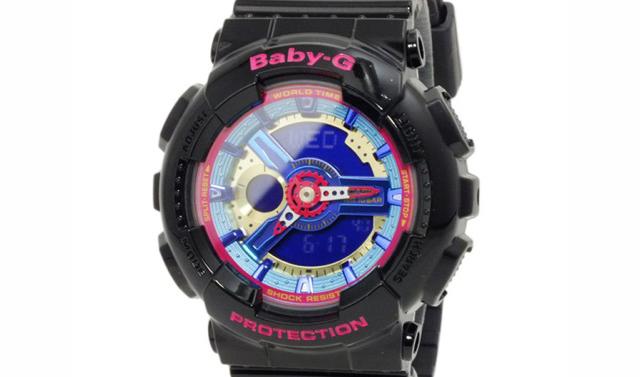 BABY-G腕時計BA-112-1A