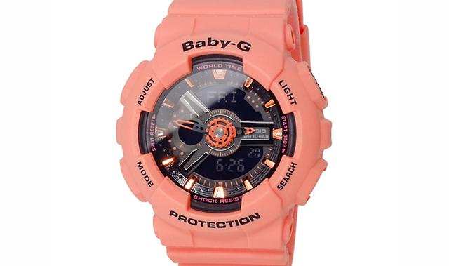 BABY-G腕時計BA-111-4A2