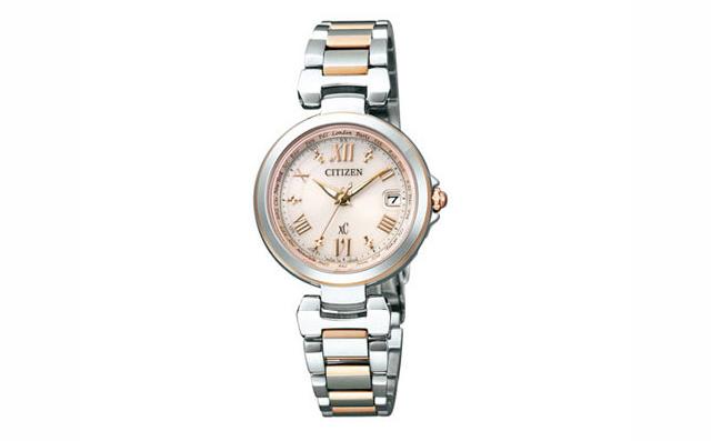 シチズン腕時計EC1034-59W