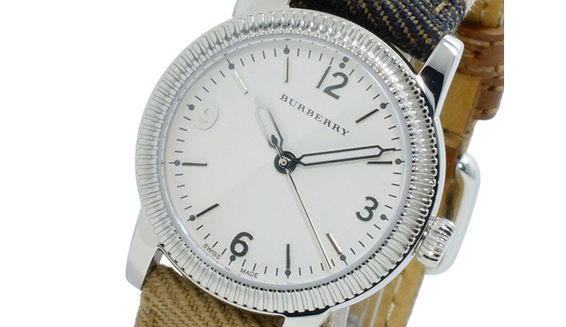 バーバリー腕時計BU7849