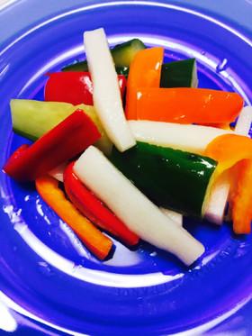 野菜たっぷり簡単ピクルスレシピ