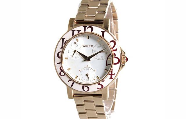 セイコー腕時計AGET711