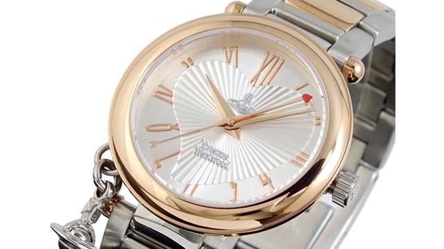 ヴィヴィアンウエストウッド腕時計VV006RSSL