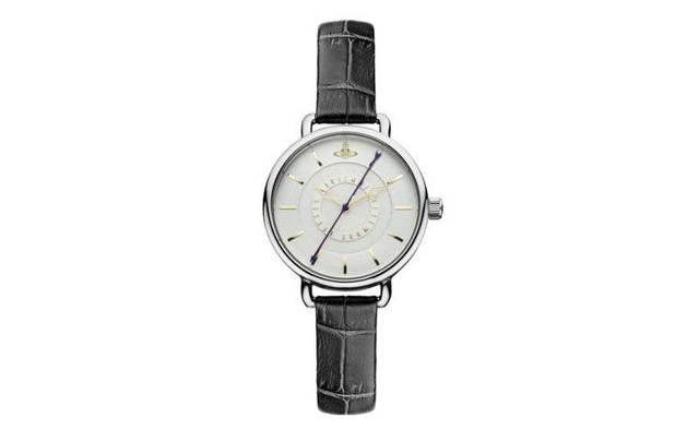ヴィヴィアンウエストウッドVV076SLBK腕時計