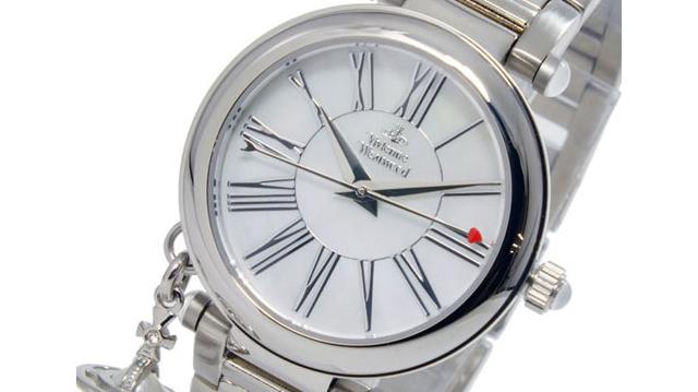 ヴィヴィアンウエストウッドVV006PSLSL腕時計